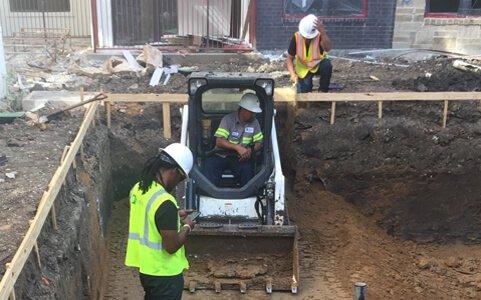 Houston Pool Construction contractors