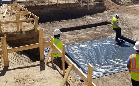 Pool Construction with High Quality Materials